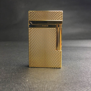 Image 3 - 100% New vintage dupont Bright Sound gas lighter windproof for cigarette