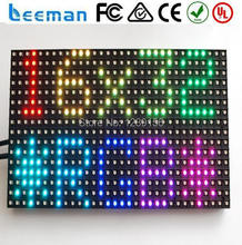 2017 2018 Leeman 64×32 P3 Крытый Стадии СВЕТОДИОДНЫЙ Экран светодиодная панель