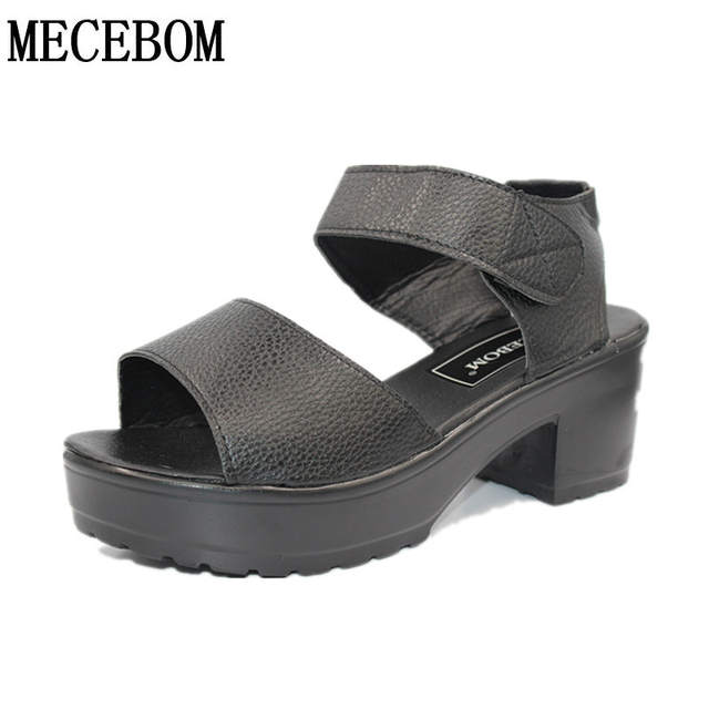 f4200dc5d6d1 Online Shop 2018 New Summer Pep-toe Woman Sandals