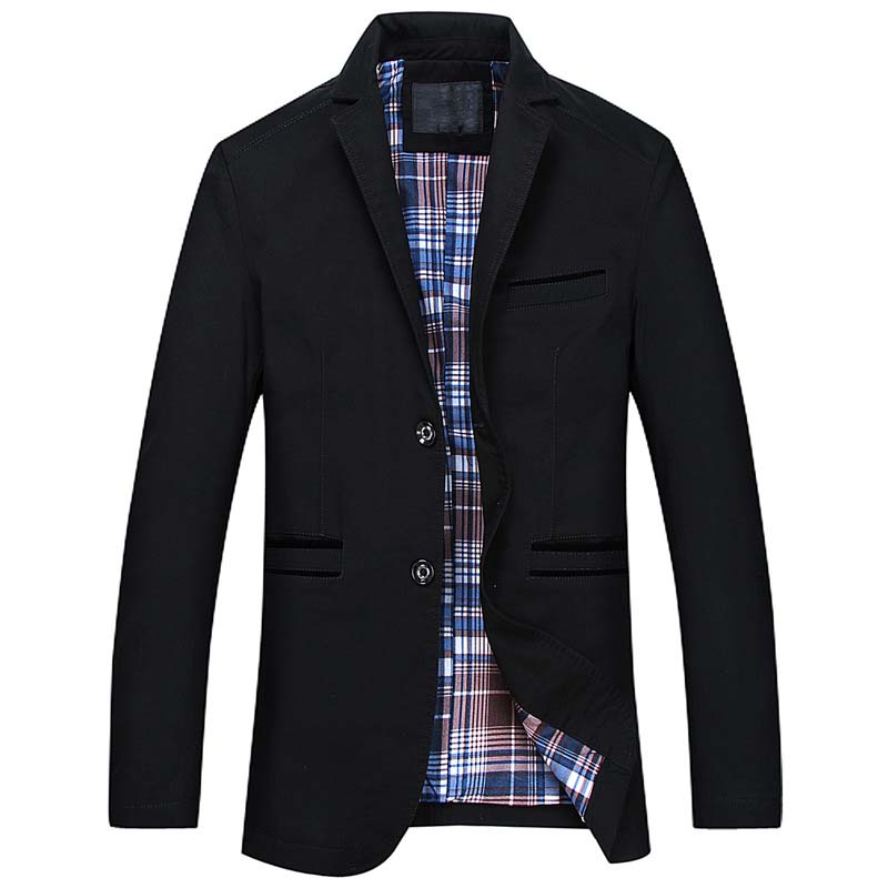 Spring Autumn Men Blazers And Jackets Business Casual Blazer Mens Suits Clothing Plus Size XL-8XL