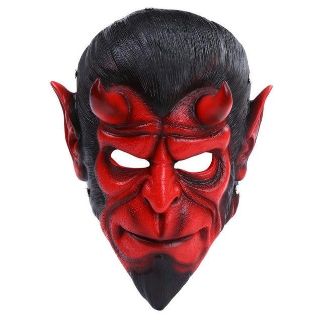hot hellboy halloween horror mask devil mask animation film baron rh aliexpress com Hellboy Kroenen Hellboy Movie