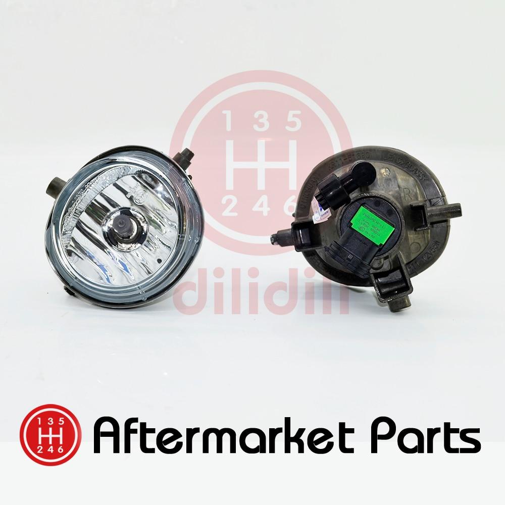 Aftermarket Parts  Fog Lights Halogen Lamp for Mazda CX-5  Mazda 3 Mazda 6 oem fog lights halogen lamp kit for 2016 mazda cx 5 ka0h v4 600