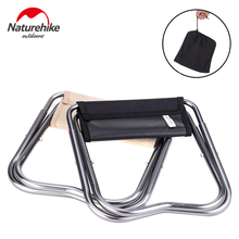 Naturehike New Ultra Light Folding Fishing Chair Seat for Outdoor Camping Leisure Picnic Beach PortableChair Other Fishing Tools