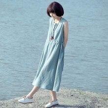 Printemps vêtements de maternité robe Ceinture frange coton code vestimentaire pour les femmes enceintes à long Rétro chemise robe