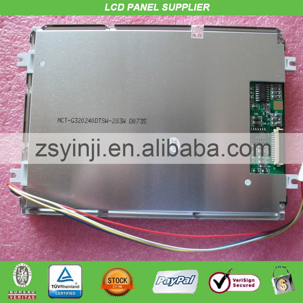 lcd panel MCT-G320240DTSW-283W  with good quality lcd panel MCT-G320240DTSW-283W  with good quality