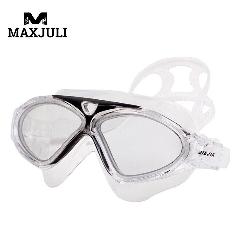 fa6d2bc20799 Gafas de natación para adultos MAXJULI, gafas de natación, ropa deportiva  para el agua, Anti ...