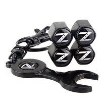 Cap Tire-Valve-Caps Auto-Accessory Air-Wheel Versa Nissan for Z-Logo Nismo Juke Uae Car-Styling