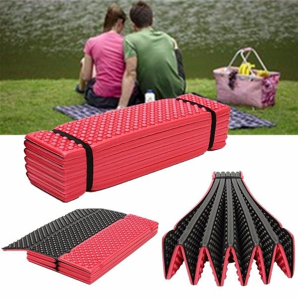 Outdooors Picnic Folding Mat Pad Waterproof Moisture Proof Camping Cushion Sleeping Mattress(China)