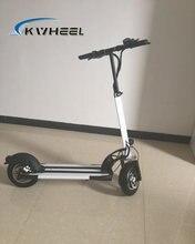 2016 400Вт мощный два колеса мини складной Электрический Скутер 36В литиевая электронной велосипед дисковые тормоза 10 дюймов колеса e-самоката