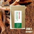 250 г 8.8 унц. 100% pure 200: 1 тонгкат али extract powder