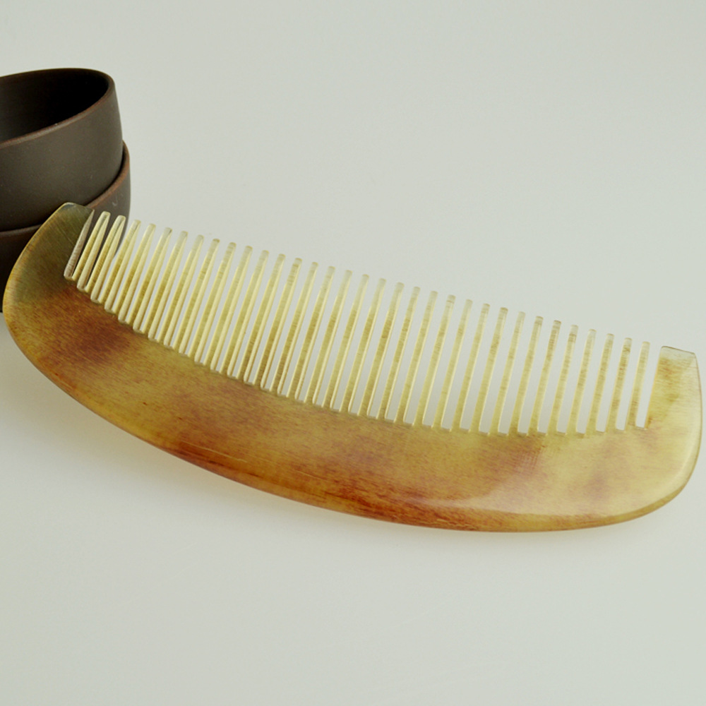 Sheep comb anti hair loss massage anti-static larynx with toungue and teeth model anatomical larynx model