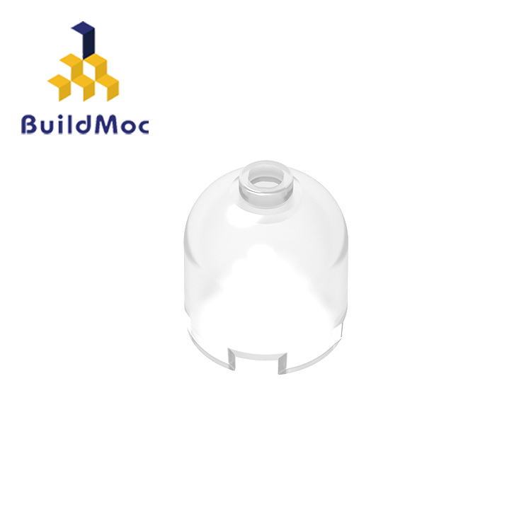 BuildMOC Compatible Toys Children 30151 Round 2x2x1 2/3 Dome Top For Building Blocks Parts DIY Educational Creative Gift Toys