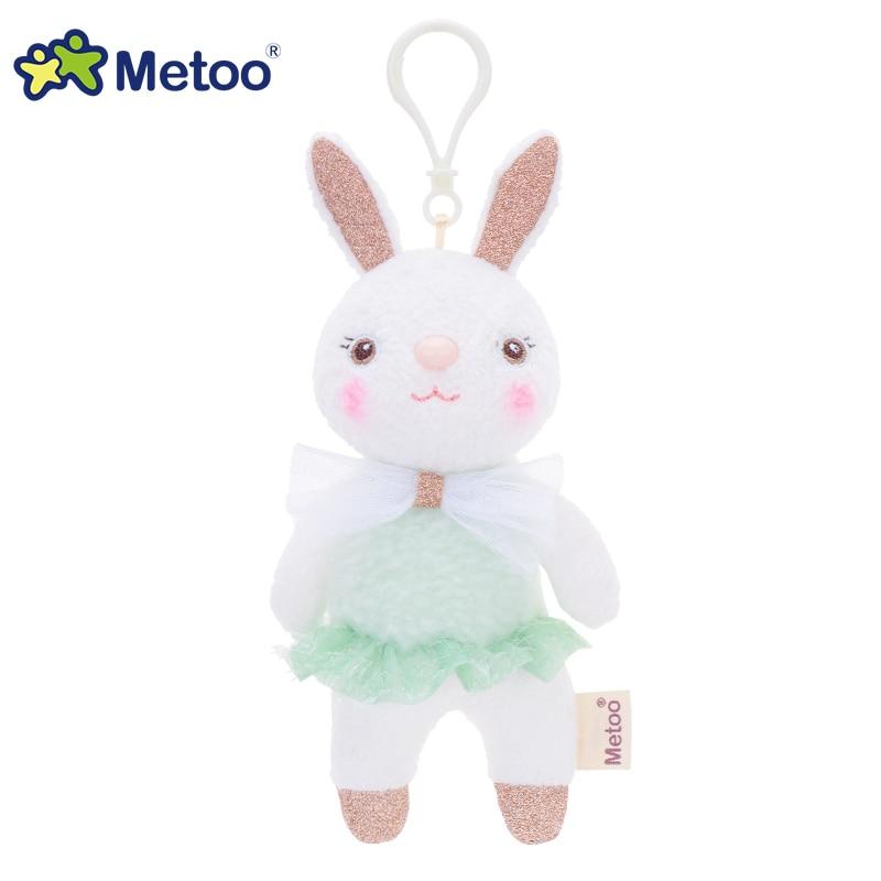 提拉米兔吊饰花结款-草绿
