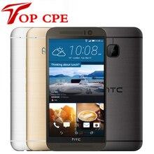 HTC One M9 Оригинальный Разблокирована GSM 3 Г и 4 Г Android четырехъядерный процессор ОЗУ 3 ГБ ROM 32 ГБ Мобильного Телефона 5.0 «WIFI GPS 20MP 32 ГБ Восстановленное