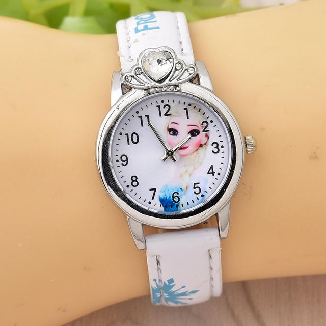 Reloj Infantil female student Kids watches Sexy Princess Diamond Children Watch women Quartz Wristwatches Girl Clock Relojes