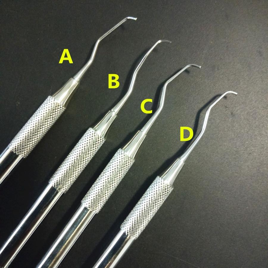 Dental Professional Gracey Curette Periodontal Bone Curettes Perio