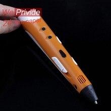IntelligenceToy Творческая Ручка 1.75 мм ABS/PLA DIY Smart 3D Ручка 3D Печать Ручка Нити Подарок Для Малыша Дизайн Живопись рисунок