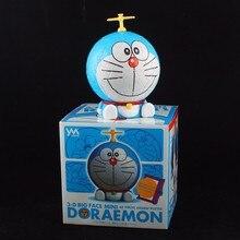 Классический япония анимация комиксов известный Doraemon 3D стереоскопический головоломки бамбук-вертолет игрушки из пвх фигура новая коробка