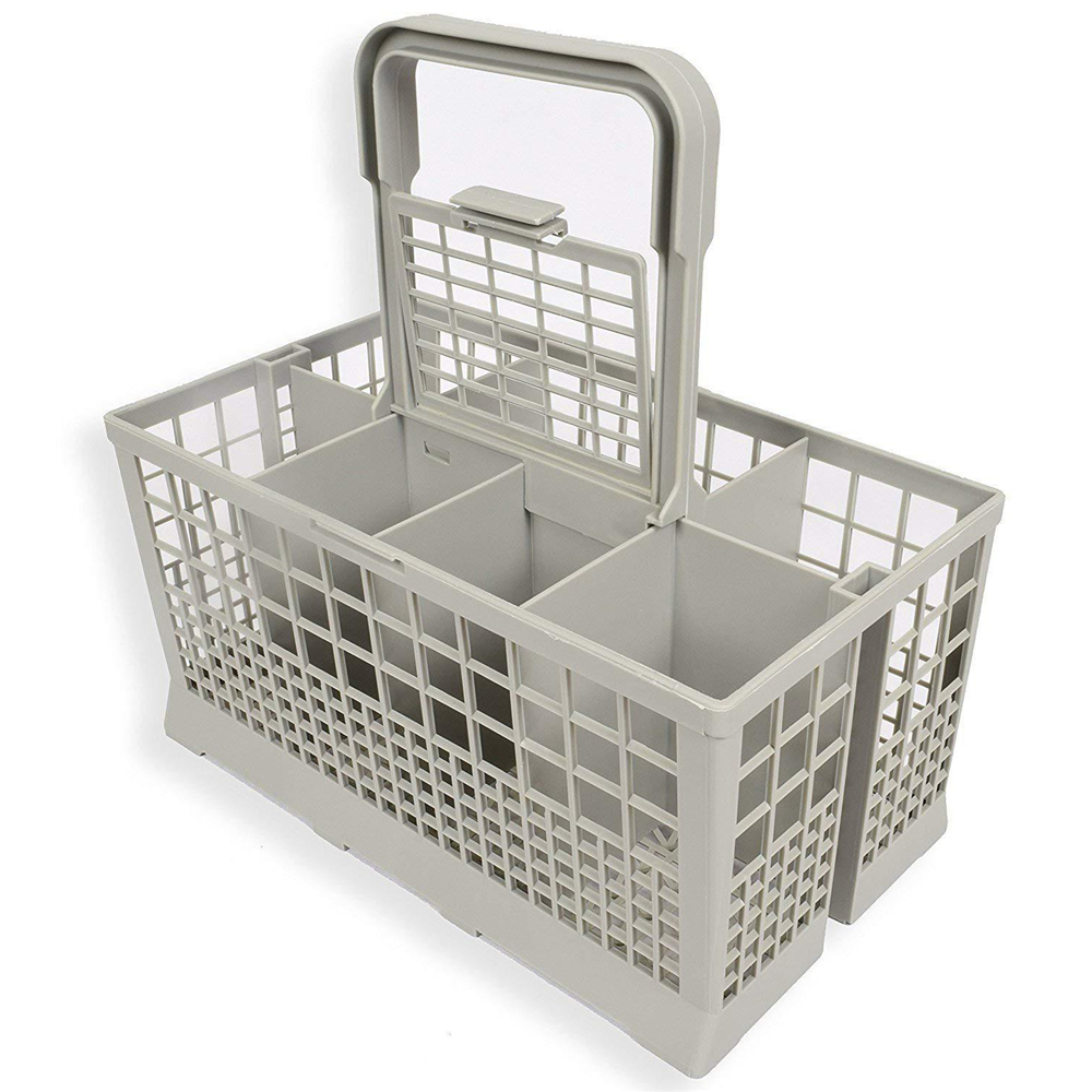 Enthusiastic Universal Dishwasher Part Cutlery Basket Storage Box For Bosch Siemens Beko Aeg Candy Kenmore Whirlpool Maytag Kitchenaid Maytag Reliable Performance