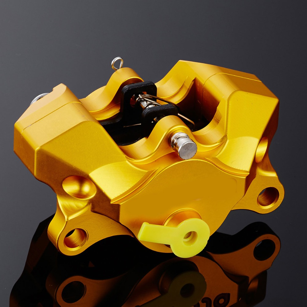 CNC Motorcycle Scooter Brake Calipers Disc Brake Pump Adapter Bracket For Honda Yamaha Suzuki Kawasaki ATV Motorcycles Quad BWS keoghs motorcycle brake disc floating 260mm disc cnc aluminum alloy for yamaha scooter bws cygnus modified