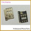 Original lector de tarjetas Sim Socket Holder conector ranura para HTC Desire 816 816 w Sim teléfono móvil piezas