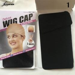 1pc unisex nylon bald wig hair cap stocking snood mesh stretch black nude coffee m02891.jpg 250x250