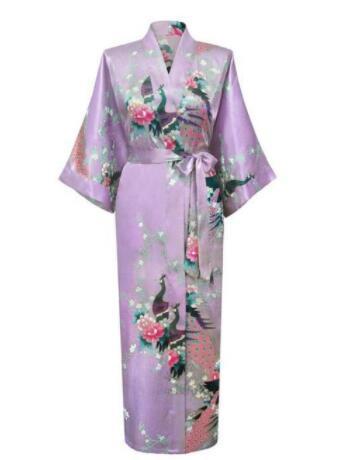 Ladies Kimono Robe 3