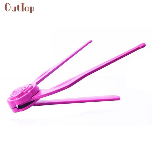 OutTop 1PC Professional Miniature Training Permanent Makeup Eyebrows Forming Mold Eyebrows Pretty Eyebrow Stencils 2