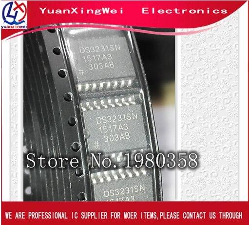 DS3231SN DS3231 SOP-16 Original 10PCS authentic and new Free Shippi DS3231SN+DS3231SN DS3231 SOP-16 Original 10PCS authentic and new Free Shippi DS3231SN+