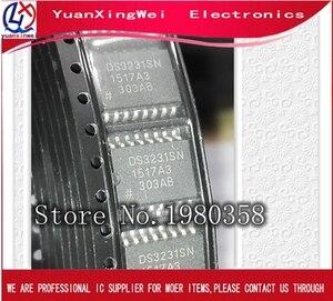 Image 1 - DS3231SN DS3231 SOP 16 orijinal 10 adet otantik ve yeni ücretsiz Shippi DS3231SN +
