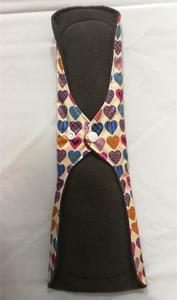 Image 4 - Najnowszy Bamboo Mamas Cloth Pad bambusowe podpaski dla kobiet dziewczynki drukowane podpaski zmywalne 30 sztuk/partii