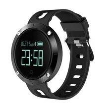 DM58 Смарт Часы Heart Rate крови Давление часы IP68 Водонепроницаемый Спортивный Браслет Смарт фитнес-трекер для IOS Android