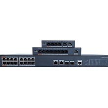 DH with logo 4CH  8CH 16CH Unmanaged PoE LAN Switch, POE Network Switch ,Farthest 250 meters