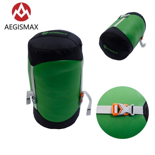 AEGISMAX extérieur Camping lumière 800FP blanc duvet doie enveloppe trois saisons duvet adulte Nylon sac de couchage
