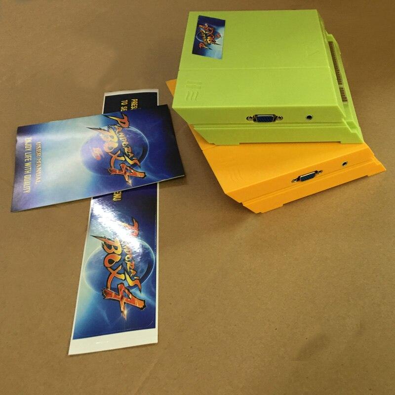 Sortie CGA/VGA multi 645 en 1 carte pcb de plateau de jeu, carte de jeu de connecteur jamma 28 broches pour armoire LCD darcadeSortie CGA/VGA multi 645 en 1 carte pcb de plateau de jeu, carte de jeu de connecteur jamma 28 broches pour armoire LCD darcade