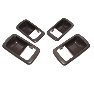 Image 5 - ISANCE 8pcs Brown Inside Door Handle Front Rear Left Right SET For Toyota Camry 1992 1993 1994 1995 1996 6920532070 6920532071
