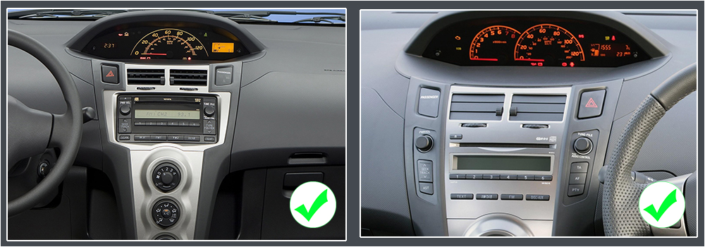 ZaiXi 2 DIN Android Touchscreen For Toyota Yaris 2005~2011 Car Multimedia Player Bluetooth GPS WiFi Navigator FM Radio Player 8