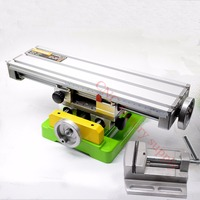 Hot Sale Multifunctional Working Table BG6350 Bench Vise Drill Milling Machine Stent 2 5 Parallel Jaw