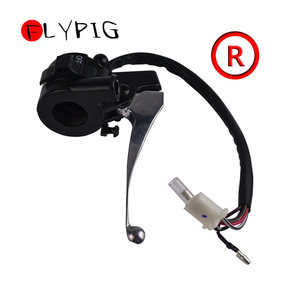 Throttle Housing Kill Switch Brake Lever Assembly Fit for Yamaha PW50 PW 50 PY50 New D10