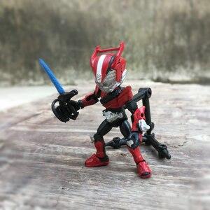 Image 4 - 66mm japon orijinal amin şekil Kamen Rider 66 eylem sürücü s versiyonu hareketli ACTION figure koleksiyon model oyuncaklar erkek