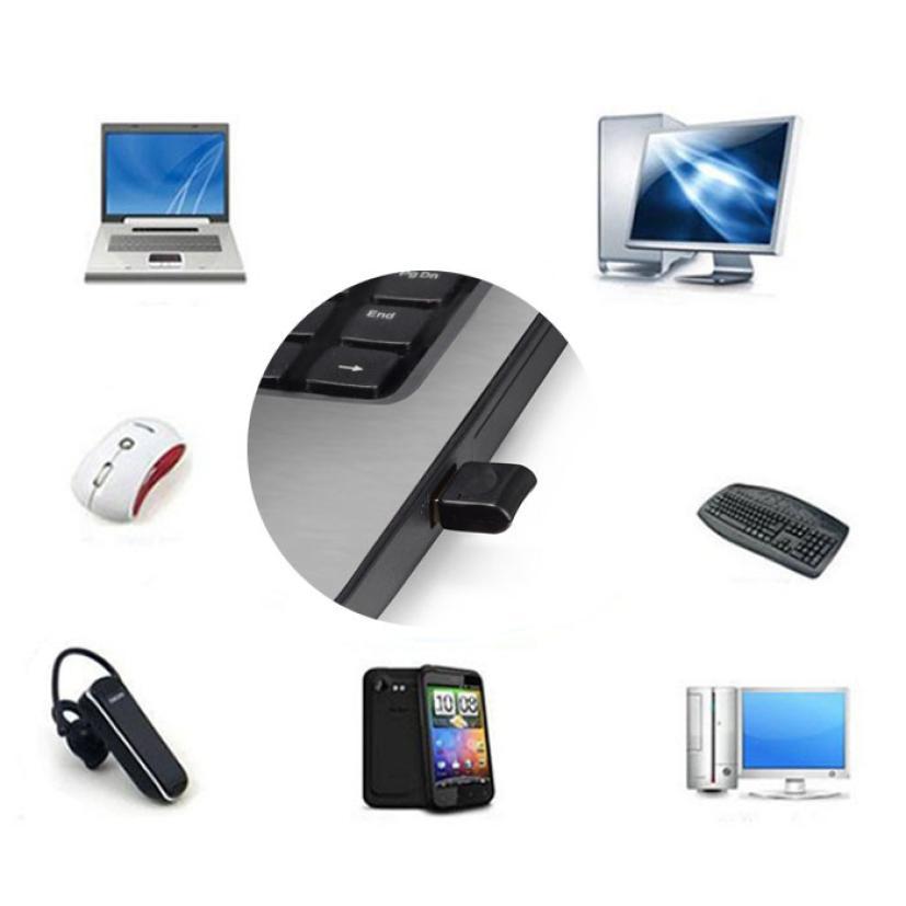 Malloom 2017 Top Sale USB 2.0 Mini Bluetooth 4.0 CSR4.0 Adapter for PC Laptop Computer WIN XP VISTA 7 8 Wholesale