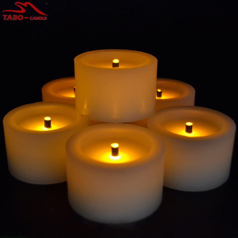 Remote Control Led Tea Light Candles