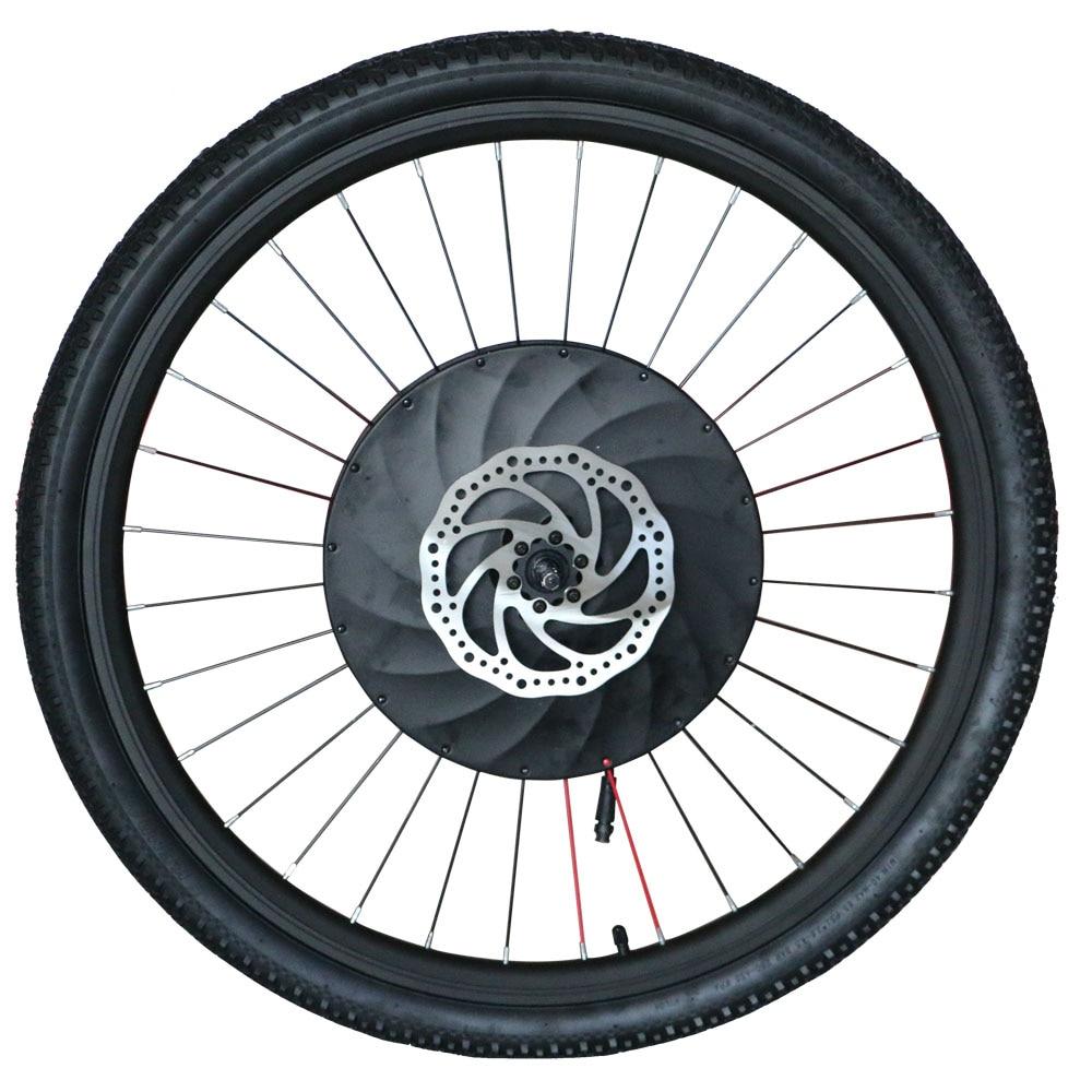 Vélo électrique Kit Moteur pour VTT Vélo De Route Avant Moteur Roue avec Batterie Au Lithium et Contrôleur 36 v 250 w bicicleta electrica