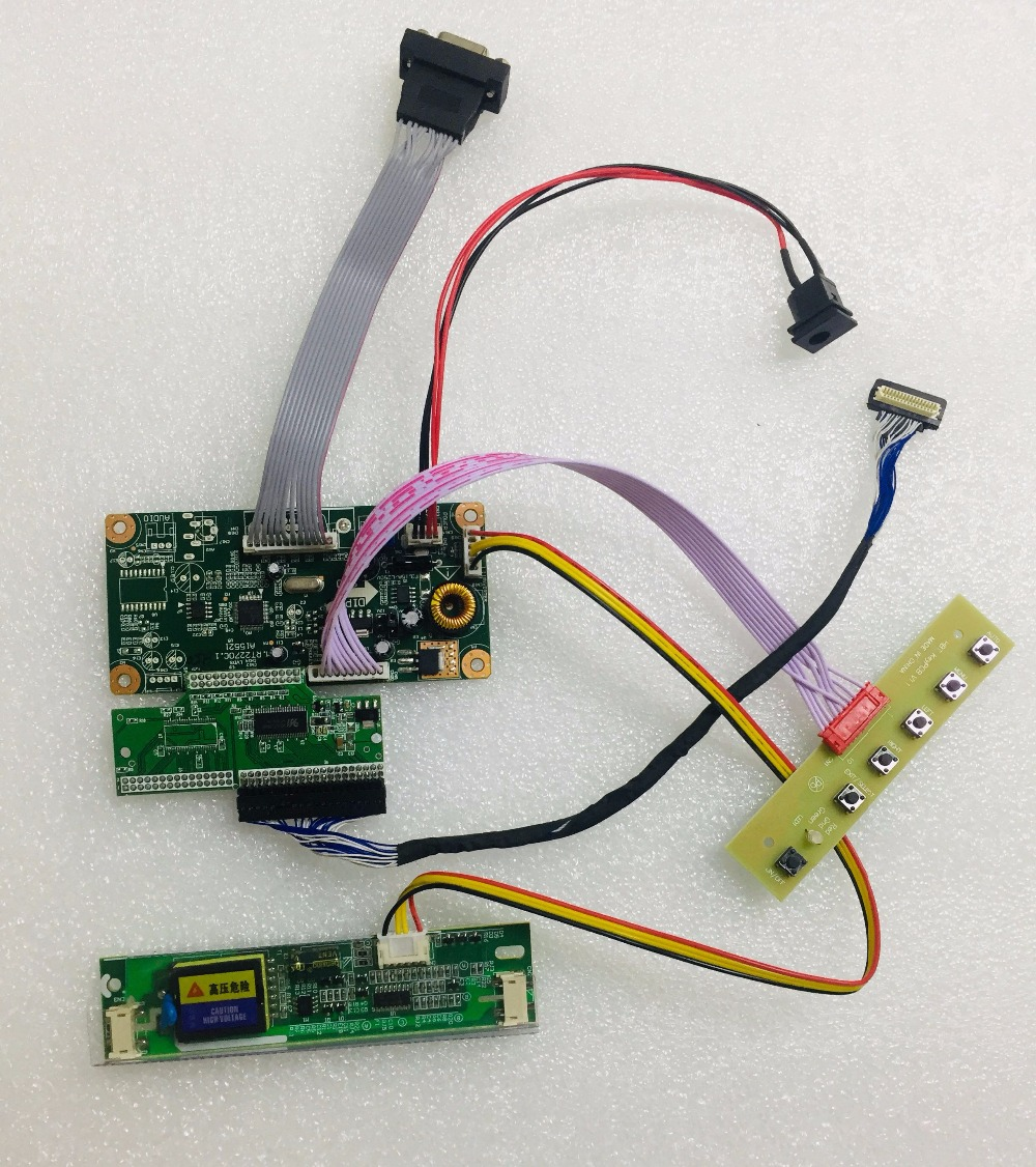 10.4 pollice LQ10D367 LQ10D36A LCD bordo di driver VGA LQ10D368