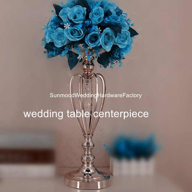 new produce tall weddings flower stands with flower bowl for ...