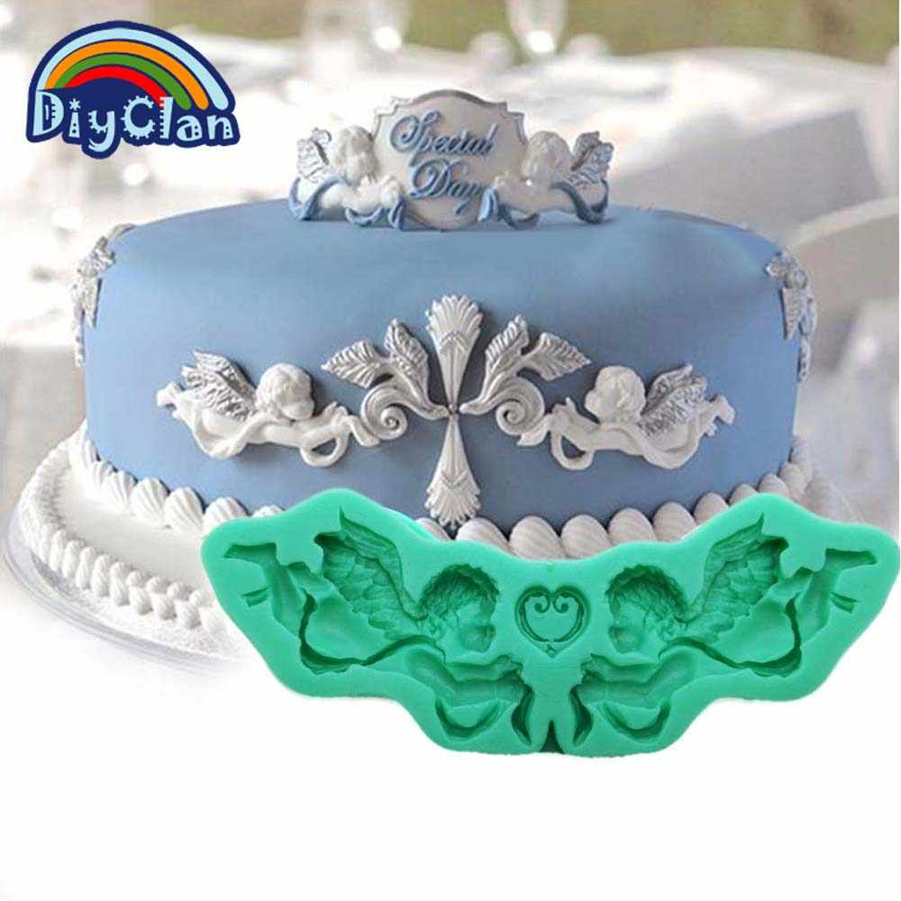 Kochen Geniessen 4 Feather Silicone Baking Cake Mold Halloween Fondant Decor Mold 8c Maybrands Com Ng