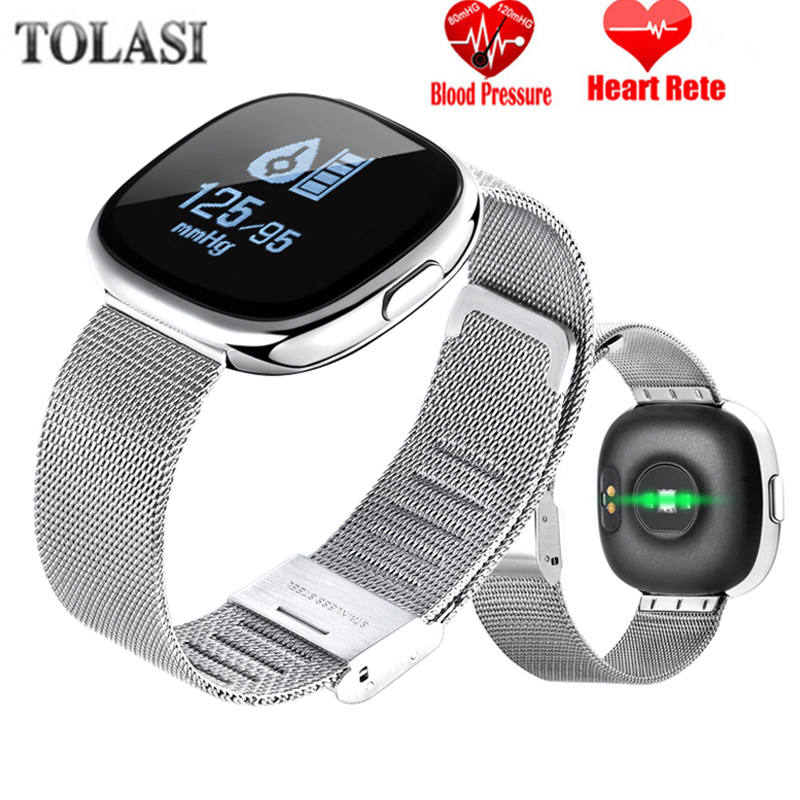 Men Smart Watch H2 Plus Metal Strap Bluetooth Wrist Women Smart Bracelet Support Sim TF Card Android&IOS Watch Multi-languages bluetooth smart watch heart rate monitor sleep monitoring smart bracelet support sim tf sd card for ios android multi languages