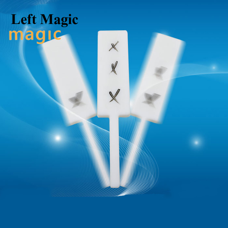 1set Turbo Stick (gimmick) Street Magic Tricks Close-up Street Professional Magic Props For Magician Accessories E3078