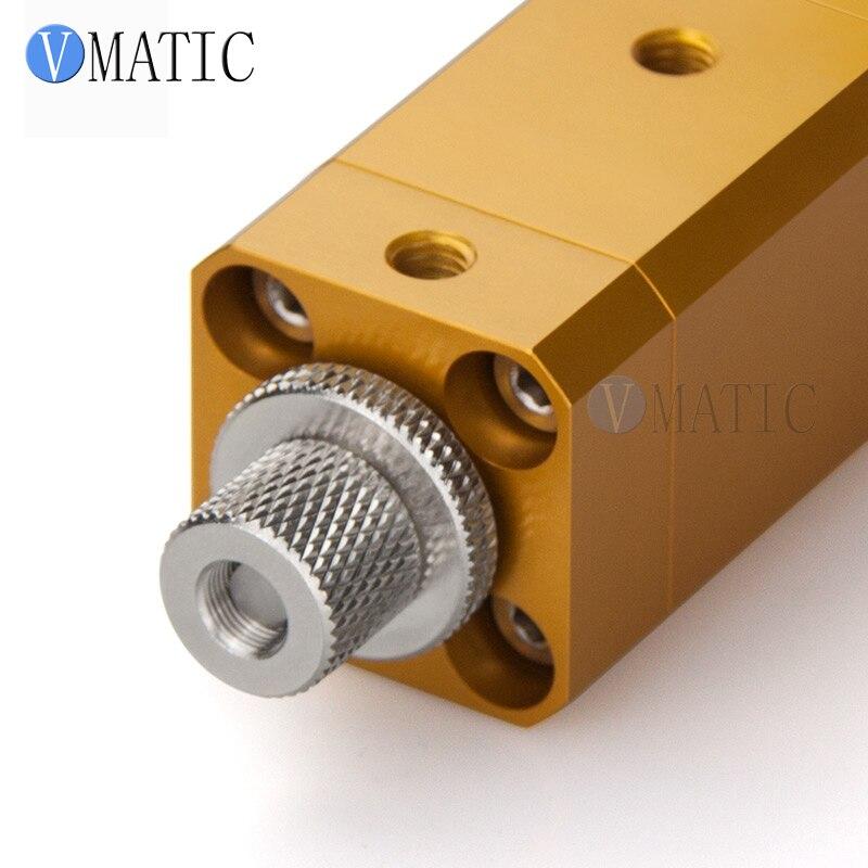 Free Shipping High Precision Return Suction Dispensing Valve Medium/High Viscosity Suck Back Glue Dispense Nozzle Silicon Valve