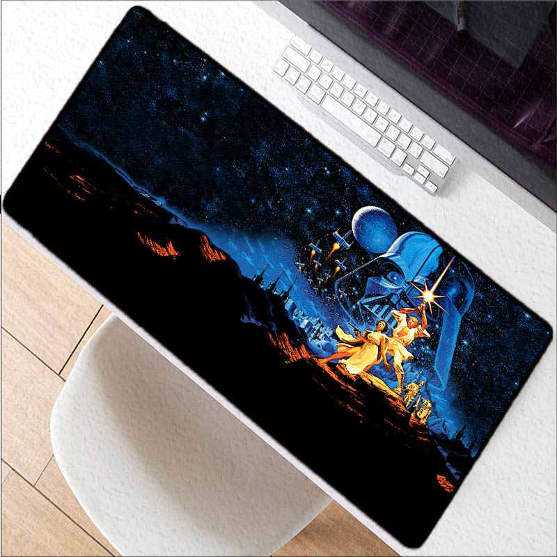 Mairuige 400X900X3MM large size gaming mouse pad precision seaming laptop keyboard game pad home gifts for lol csgo dota2